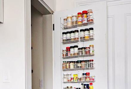 easy diy door organizer home improvement projects
