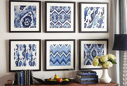 easy diy frame some fabric home improvement projects