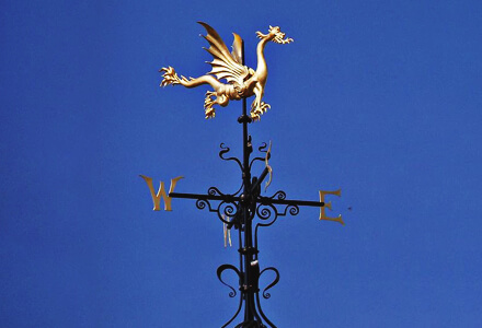 easy diy weather vane home improvement projects