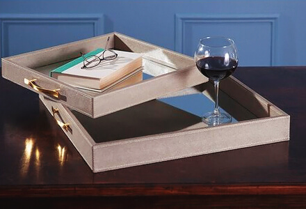 decorative tray Easy DIY Home Improvement Projects