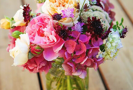 fresh flowers Easy DIY Home Improvement Projects