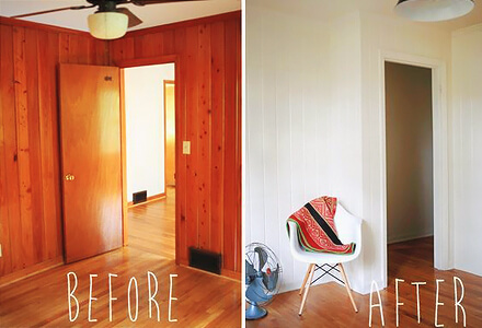fresh woodwork Easy DIY Home Improvement Projects