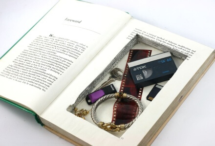 book box diy